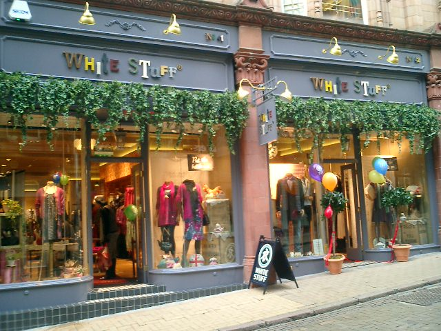 0c9187587a5f White Stuff is the right stuff – Birmingham store official launch ...
