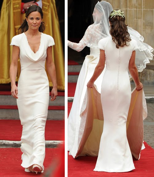 Pippa Middleton A Style Icon Is Born Fashionmommy S Blog