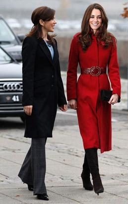 Debenhams gives you your own capsule Duchess Kate wardrobe this ...