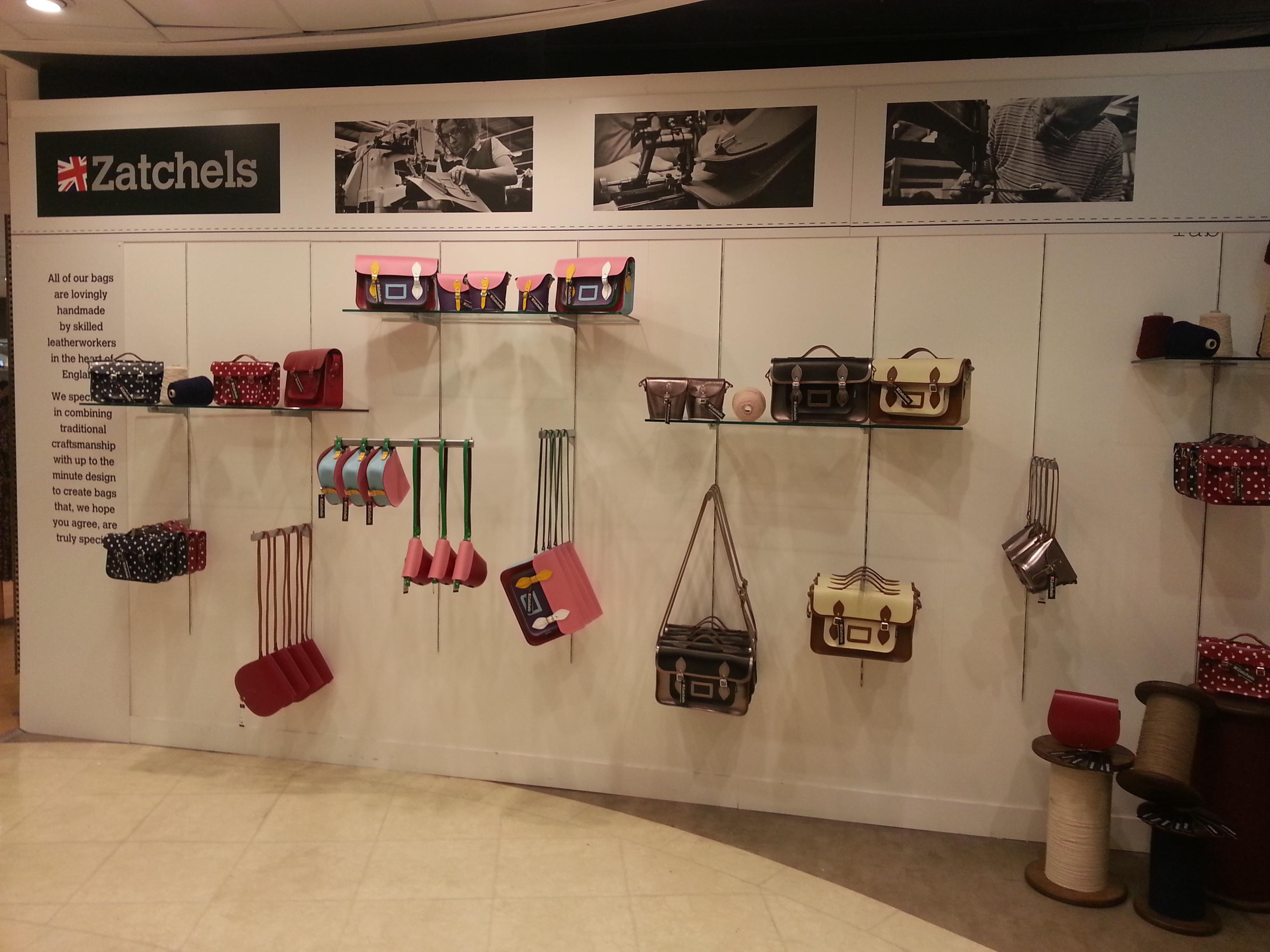 London Shopping | Handbags at Harrods Gift Shop London Blog