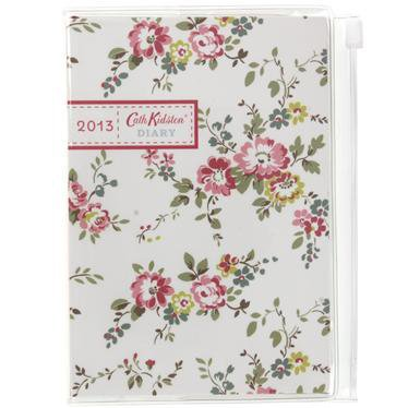 Bleached Flowers Small 2013 Diary £10 click to visit Cath Kidston