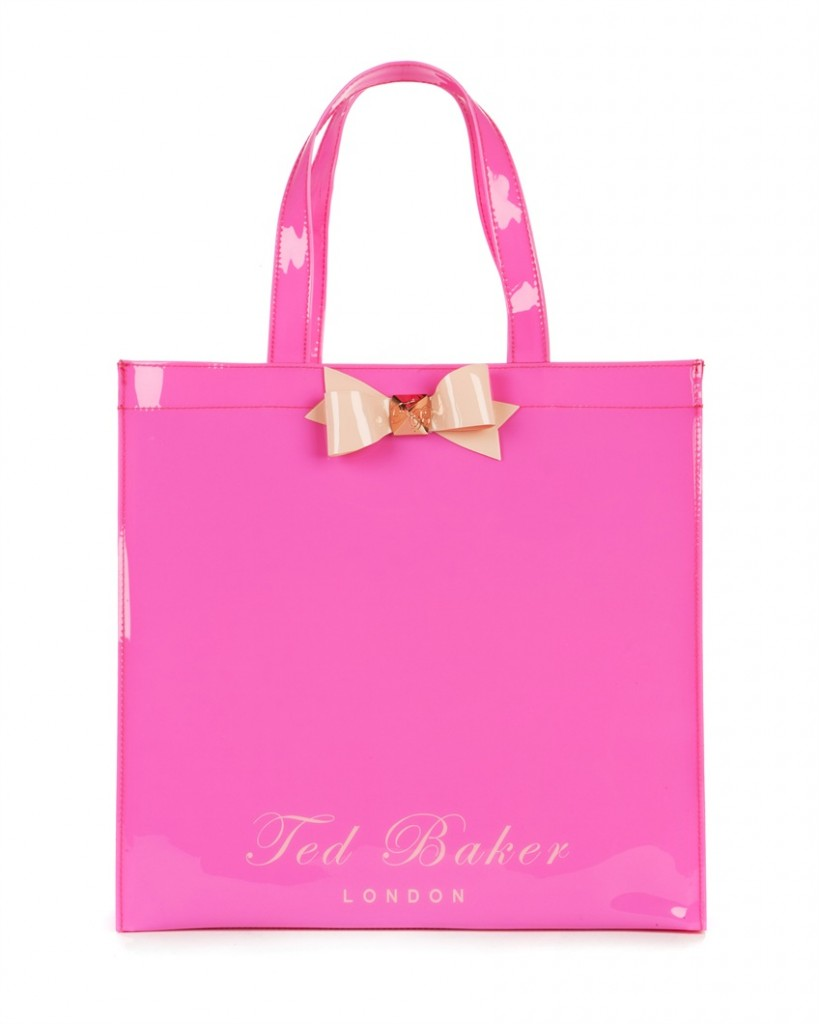 0f7675065e7e7 BIGCON - Bow shopper bag ...