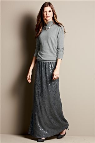next sequin maxi skirt fashionmommy s