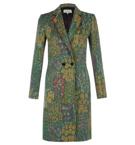 HOBBS LONDON Persephone Coat £299.00 click to visit Hobbs