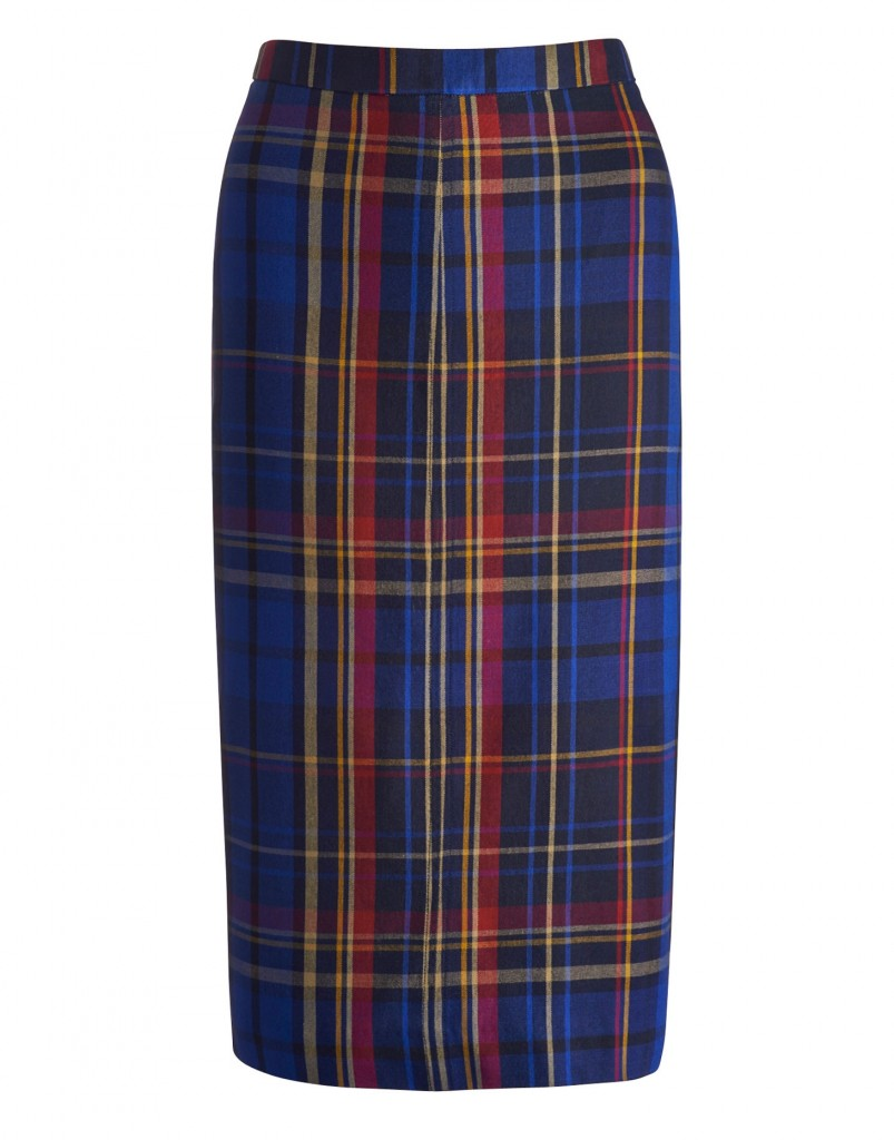 CRAWFORD Womens Cotton Blend Skirt £49.95 Click to visit Joules