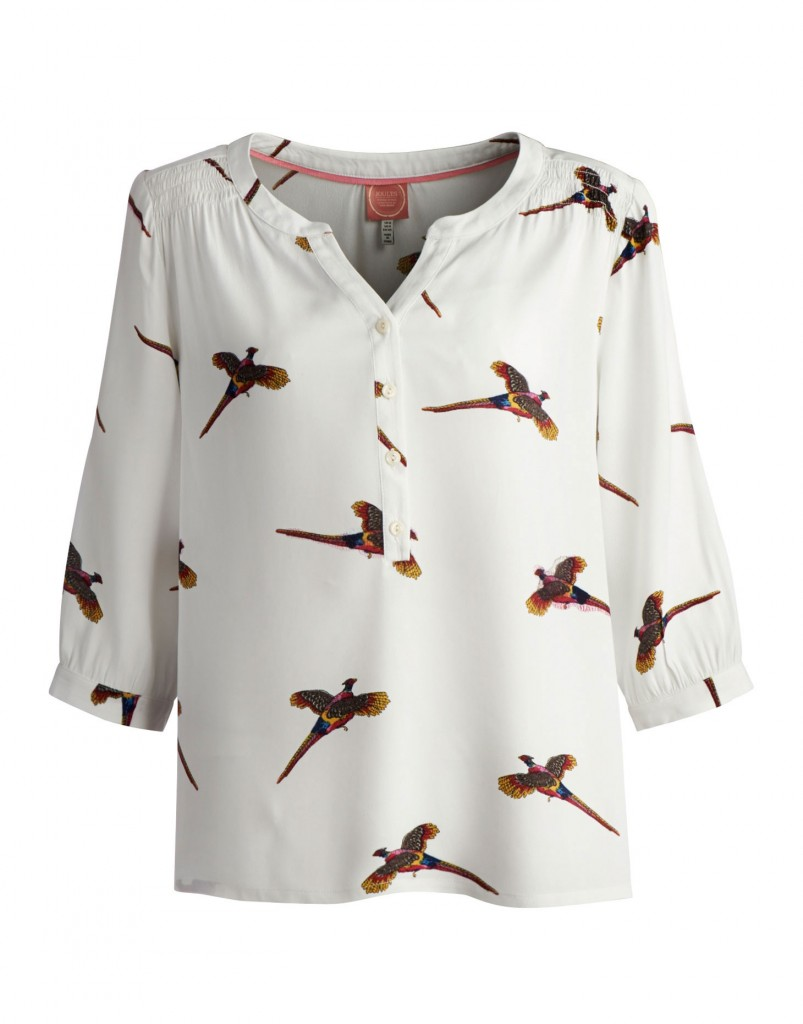 LETICIA Womens Woven Blouse £59.95 click to visit Joules