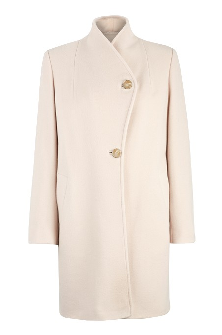 Stone Zip Back Coat Item No 060/030780/111 / Was £229.00 Now £179.00 click to visit Kaliko