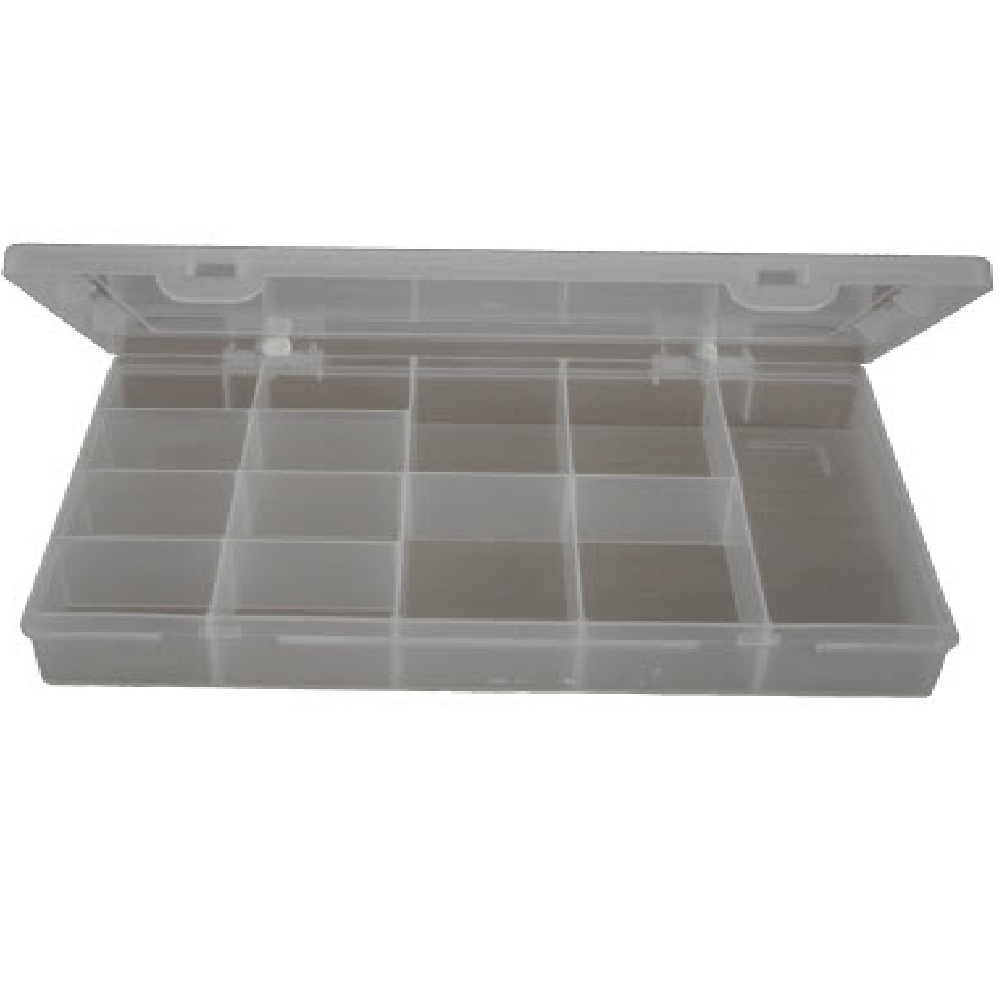 29cm (3.03) Wham 13 Compartment Plastic Organiser Box code:WM2913 £2.52 (inc. VAT) click to visit Platic Box Shop