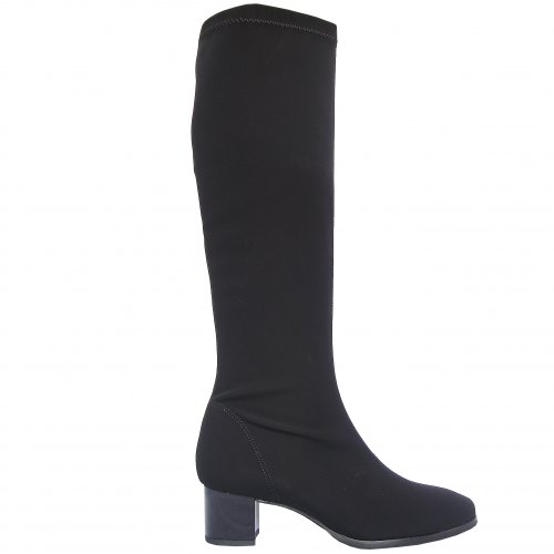 Rapisardi Sorento knee-length stretch boots £98 click to visit MoZiMo