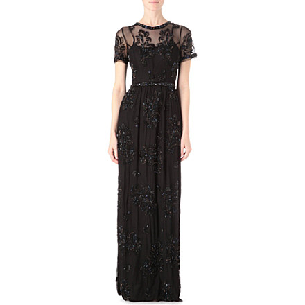 NEEDLE AND THREAD Dainty tulle gown £250 click to visit Selfridges