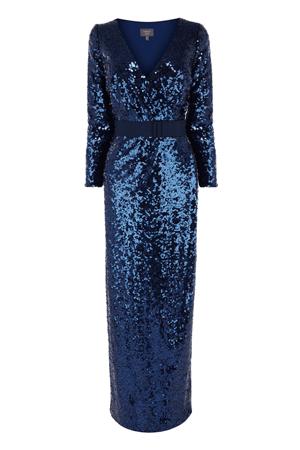 PERLA SEQUIN MAXI DRESS £350.00 click to visit Coast