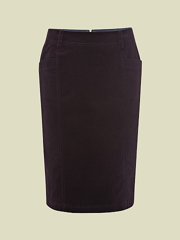 POLLY PENCIL SKIRT £45.00 click to visit White Stuff