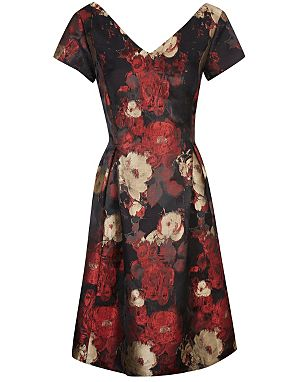 Jacquard Prom Dress £25.00 Click to visit George at Asda