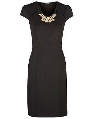 Embellished Neck Dress £18.00 click to visit George at Asda