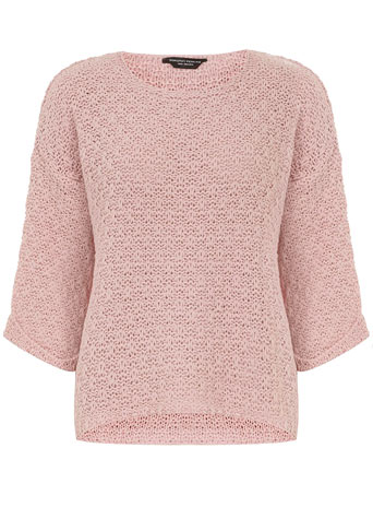 Candy pink kimono jumper     Price: £25.00 click to visit Dorothy Perkins