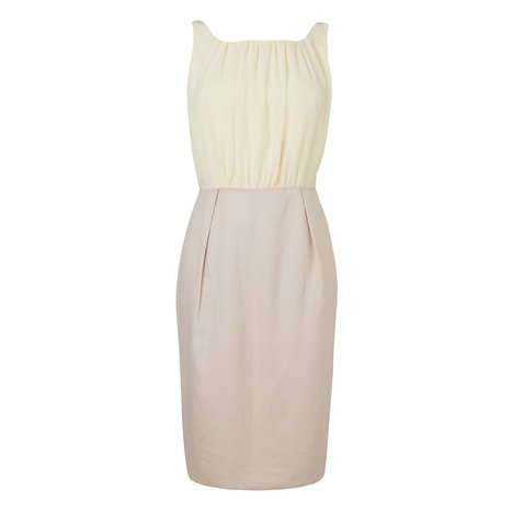 Nigella Contrast Dress £120.00 click to visit LK Bennett