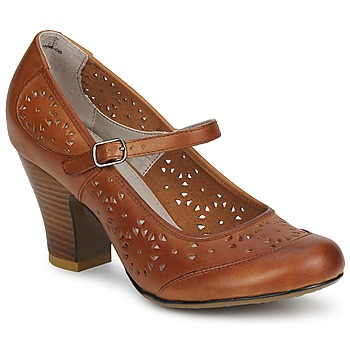 Hush Puppies Mary Jane Court Shoe