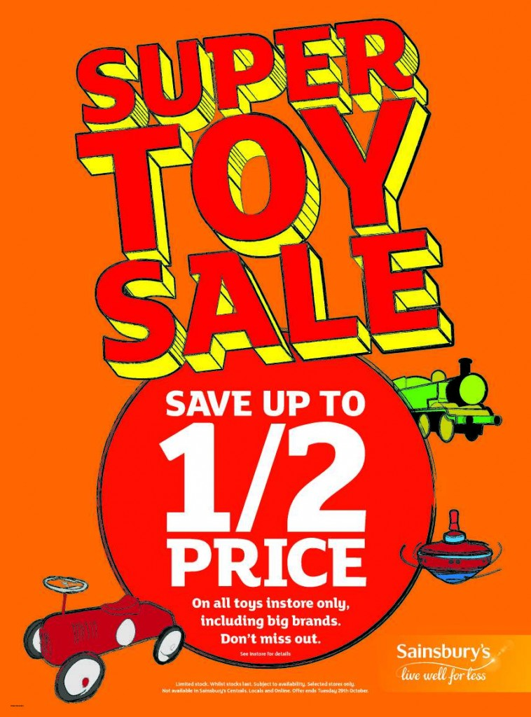 Toy Sale 2013