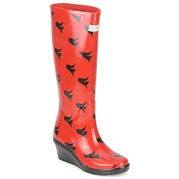 Wedge Welly Freedom Unique Rain Boot £39.99 click to visit Spartoo