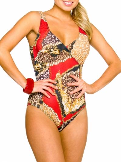 Italia Tan Through Support Top Swimsuit now £ 29.35 click to visit Kiniki
