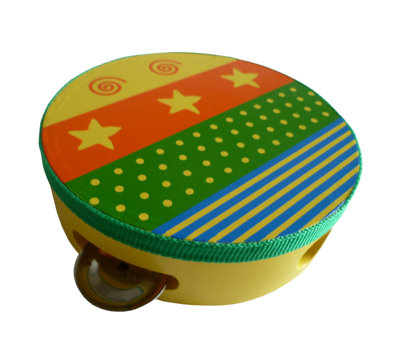 Musical Tambourine £7.99 click to visit Bee Smart
