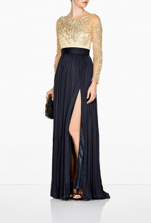 Catherine Deane Exclusive Maxi Dress £1,200.00 click to visit mywardrobe