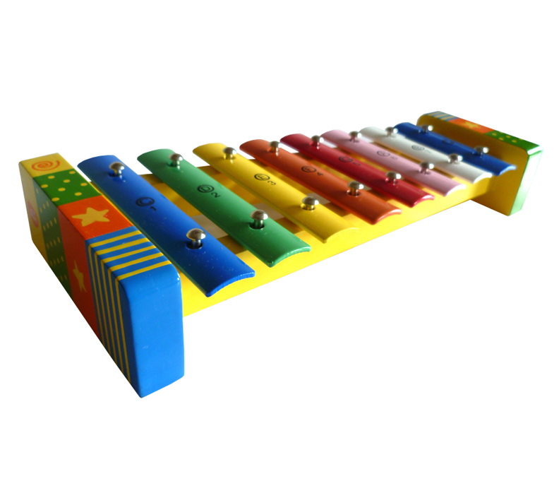 Musical Xylophone with Song Sheet £11.99 click to visit Bee Smart