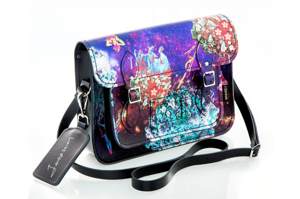Jacky Tsai Virus Satchel from £165 click to visit Zatchels