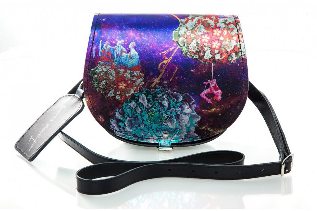 Jacky Tsai Virus Saddle Bag £85 click to visit Zatchels