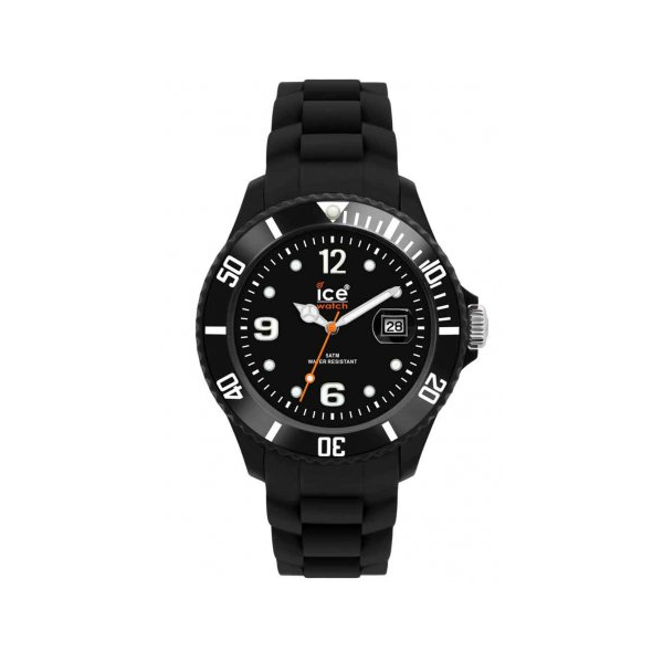 Ice Watch Big Big Black Sili Forever  £90.25 click to visit Best Gift Company