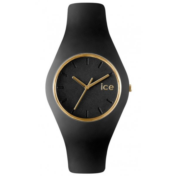 Ice Watch Glam Black and Rose Gold Unisex ICE.GL.BK.U.S.13 £85.45 click to visit The Best Gift Company