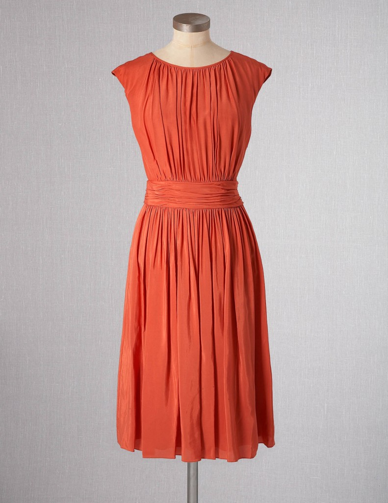 Selina Dress WH449 (Was £129.00 ) now £90.30 click to visit Boden