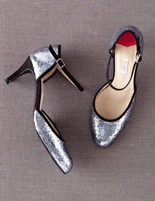 Dazzling Heels AR596 (Was £119.00 ) now £83.30 click to visit Boden