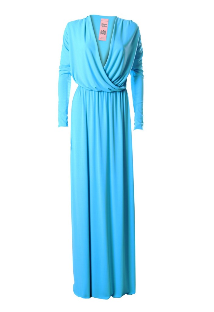 The Amelia Maxi Dress £189 click to visit Gorgeous Couture