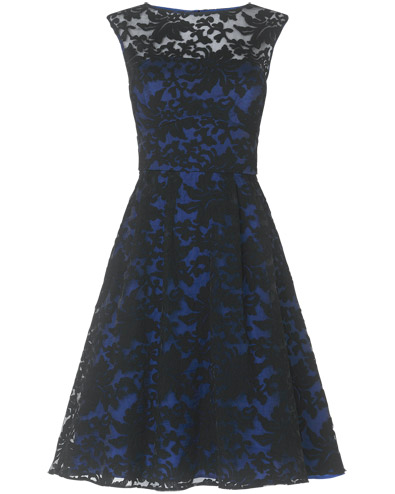 Anabelle Embroidered Fit And Flare Dress £150.00 click to visit Phase Eight