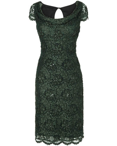 Belinda Lace Dress £195 click to visit Phase Eight