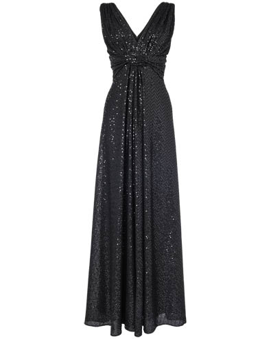 Shimmer Full Length Dress £130.00 click to visit Phase Eight