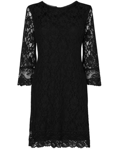 Ebony Lace Dress £89 click to visit Phase Eight