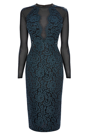Wren lace dress £275 click to visit Bastyan