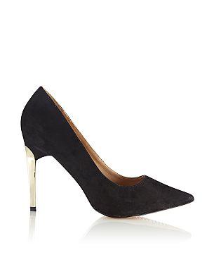 Metallic Heel Stilettos £18.00 click to visit George at Asda