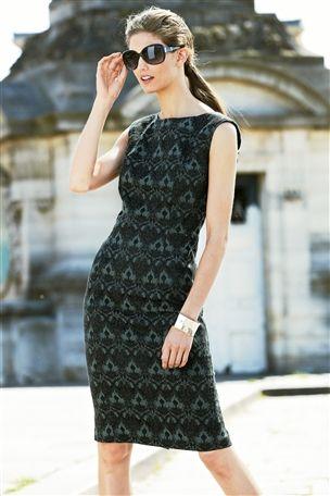 Teal Baroque Dress £45 click to visit Next
