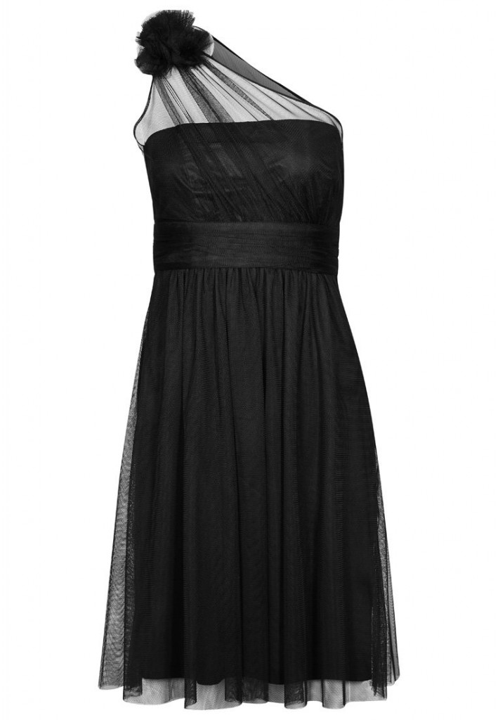 ESPRIT Collection Cocktail dress / Party dress - black £75 click to visit Zalando