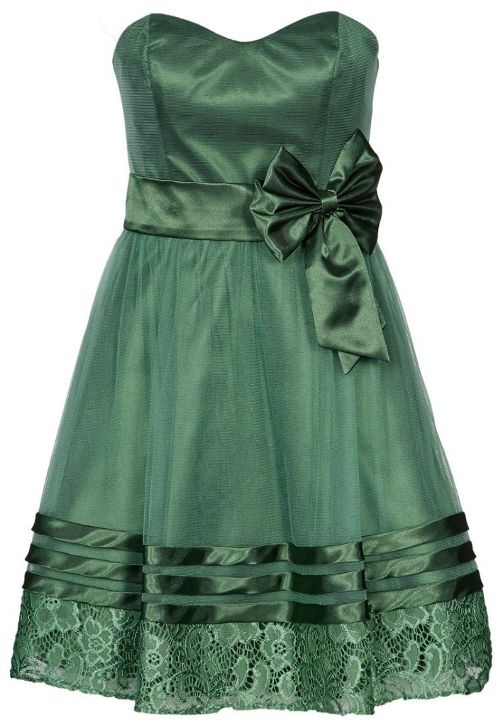 Laona Cocktail dress / Party dress - green £100 click to visit Zalando