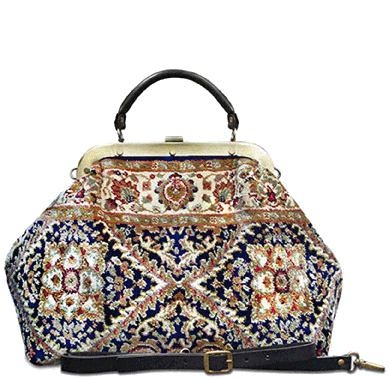 ESCULAP Treillage Navy £200 click to visit Made of Carpet