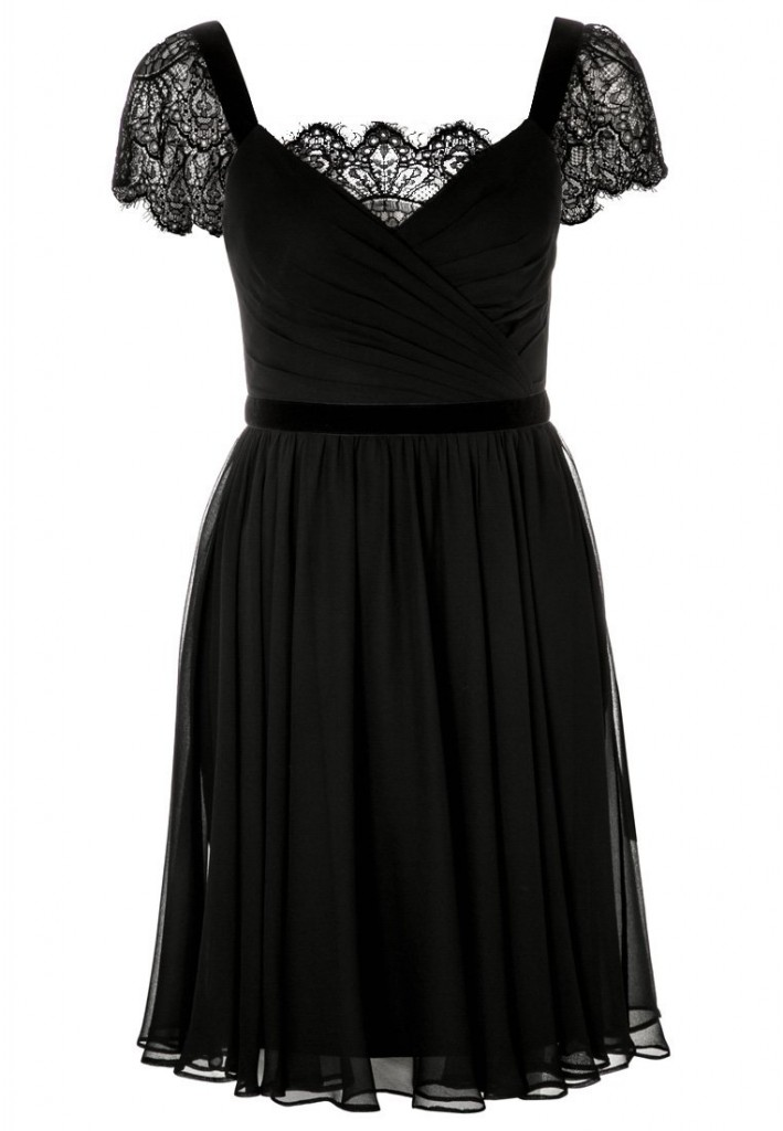 Marchesa Notte Cocktail dress / Party dress - black £695 click to visit Zalando