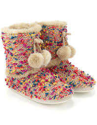 Sweetie Fur Lined Slipper Boots £20 click to visit Accessorize