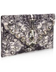 Shelley Gem Clutch £35 click to visit Accessorize