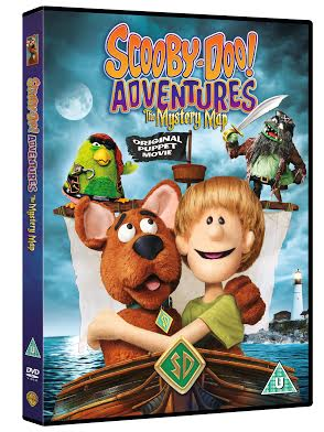 Scooby-Doo! Adventures: The Mystery Map (Original Puppet Movie) [DVD]  £7 click to visit Amazon
