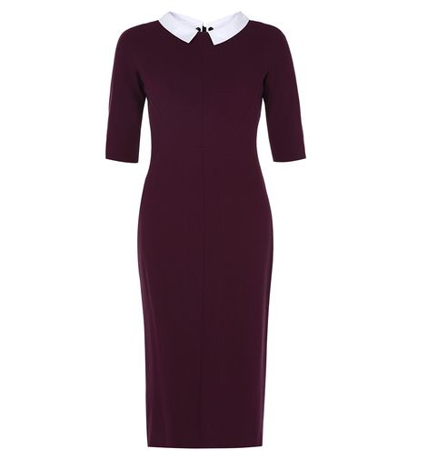 HOBBS LONDON Lola Dress NOW £84.00 (was £169.00) click to visit Hobbs
