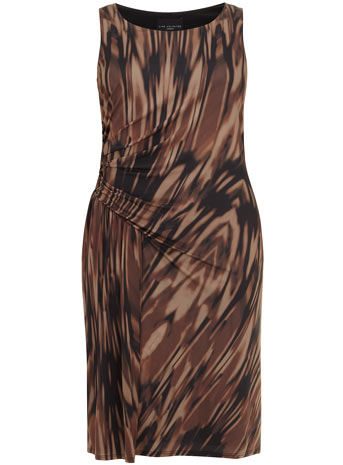 Live Unlimited Printed Bodycon Dress     Price: £65.00 click to visit Evans